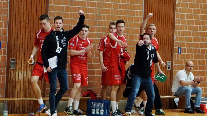 A-Jugend vs. VfL Eintracht Hagen (Bildergalerie) 11