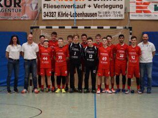 3. Platz in der Oberliga (C1) 8